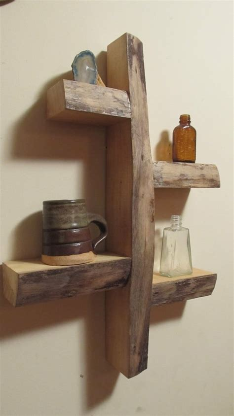 rustic shelf ideas shelf furniture ideas rustic