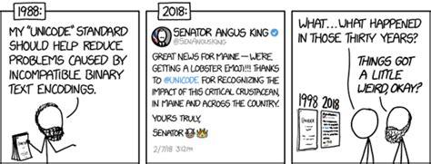 Unicode Memes - the history of unicode xkcd know your meme