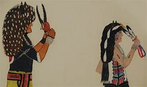 Fine Art | Native American Paintings | Native American ...