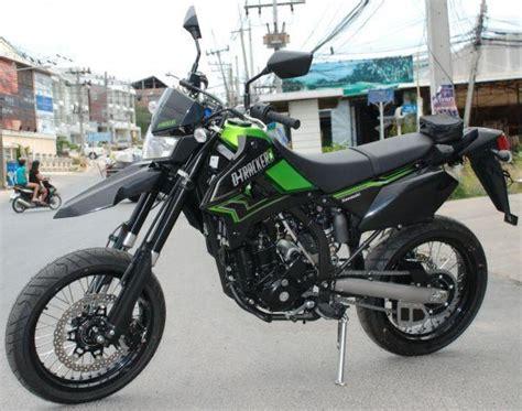 Kawasaki D Tracker Image by 2014 Kawasaki D Tracker X Moto Zombdrive