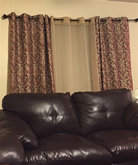 what colour curtains go with brown sofa and cream walls curtain color advice to complement beige walls thriftyfun