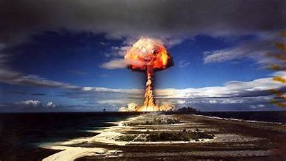 Explosion Nuclear Wallpapers Cave