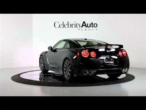 nissan gt  awd premium interior package jet black finish ivory interior youtube
