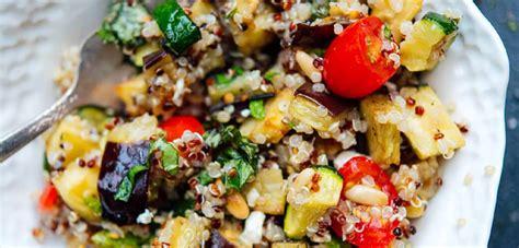 Kvinoja z zelenjavo - Orca