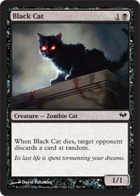 Cat Deck Mtg Amonkhet by Black Cat From Ascension Spoiler