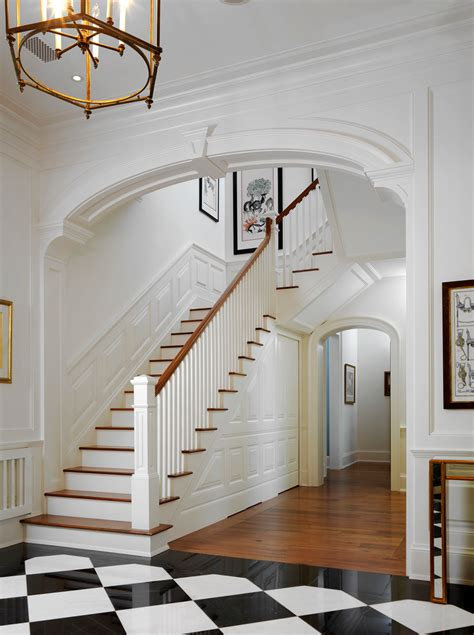 elegant traditional staircase designs