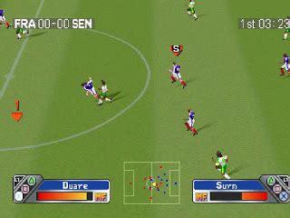Permainan Games Sepak Bola Super Shot Soccer