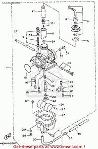 Banshee Motor Diagram