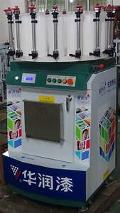 China Combination Of Manual Dispenser And Automatic Shaker