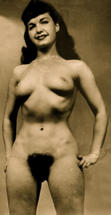 naked pictures of betty page