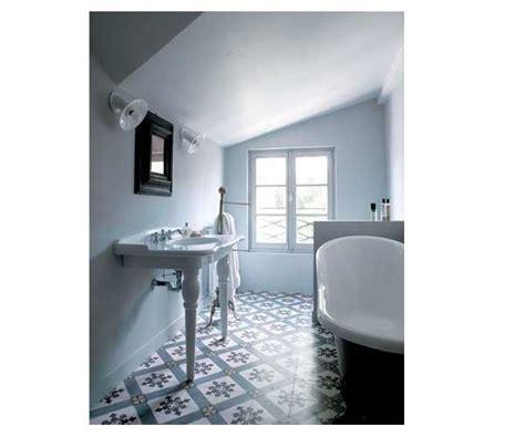cr馘ence cuisine carreaux de ciment salle de bain gris et bleu photos de conception de maison agaroth com