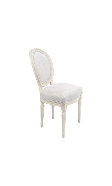 chaise style baroque pas cher chaise baroque blanche pas cher