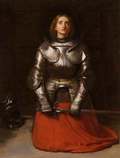 10 Most Gorgeous Paintings Of Joan Of Arc
