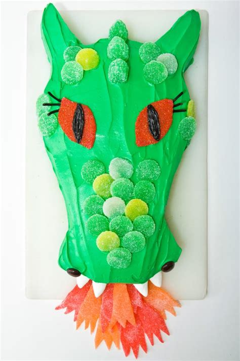 dragon birthday cake design parenting