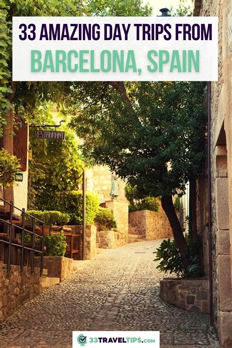 33 Amazing Day Trips from Barcelona, Spain in 2020 | Day ...