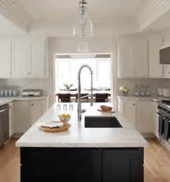 kitchen island with sink kitchen island sink contemporary kitchen benjamin white urrutia design