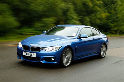 4 Series Coupe Picture by Bmw 4 Series Review Autocar