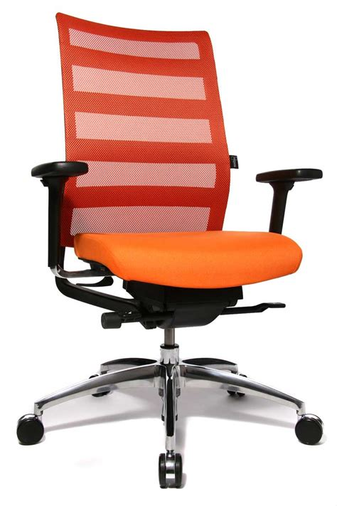 chaise bureau orange chaise de bureau occasion tunisie