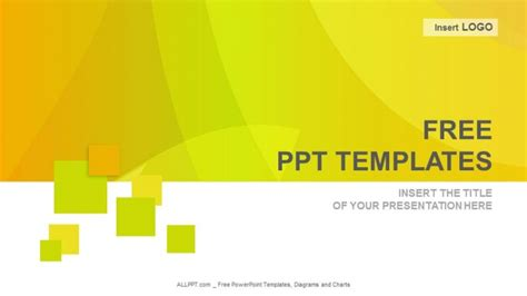 templates powerpoint gratis orange waves abstract powerpoint templates download free