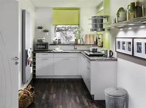 Küche Einrichten Ideen : kleine k chen geschickt einrichten k che kleine k che ~ Lizthompson.info Haus und Dekorationen