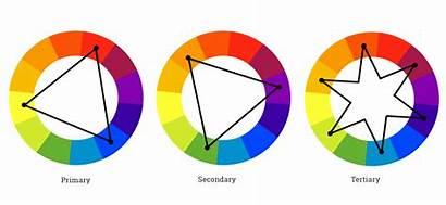 Wheel Schemes Colors Palette Choosing Understanding Website