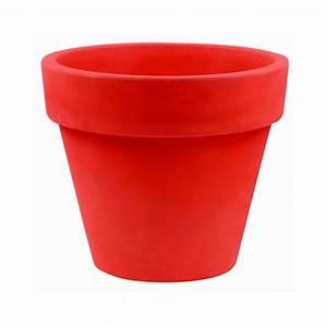 Pot De Fleur Design Interieur : pot de fleurs design vondom 40 cm vases et pots design ~ Premium-room.com Idées de Décoration