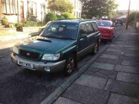 Subaru Forester Turbo For Sale by Subaru Forester S Turbo Awd Sti Lookalike Car For Sale