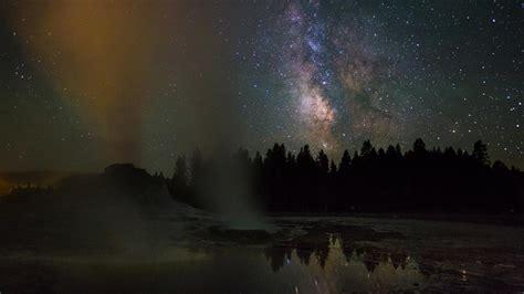 night skies  national park service