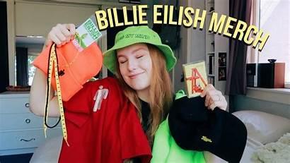 Billie Eilish Merch Huge