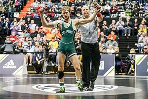 Cal Poly Earns One Win At Ncaa Wrestling Championships
