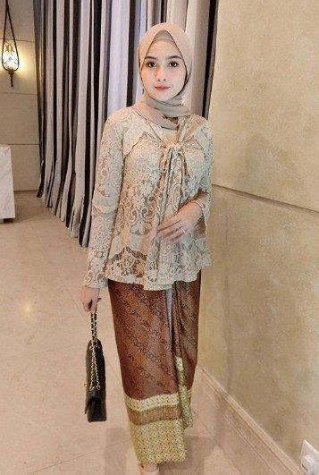 kebaya muslim modern  model baju muslimah batik