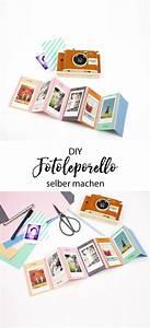 Geschenke Selber Basteln : die 25 besten ideen zu fotoalbum gestalten auf pinterest ~ Lizthompson.info Haus und Dekorationen