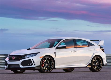 Hondas New Civic Type R Is Just The Beginning Says Chief