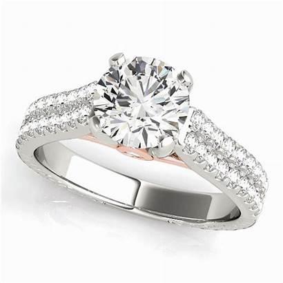 Engagement Gold Diamond Rings Ring Yellow