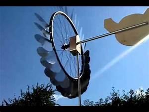 Windrad Selber Bauen Anleitung : diy windspiel mit fahrradfelge youtube ~ Orissabook.com Haus und Dekorationen