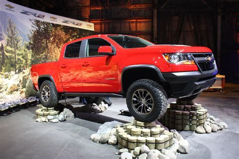 2017 Chevrolet Colorado Zr2 Release Date, Price And Specs