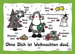 Ohne Dich Ist Alles Doof : sheepworld sheepworld pinterest happy birthday ~ Watch28wear.com Haus und Dekorationen