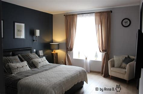 chambre parentale bleue chambre parentale photo 3 32 3528624