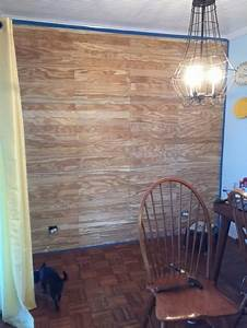 shiplap wall hometalk With kitchen cabinets lowes with canvas mason jar wall art