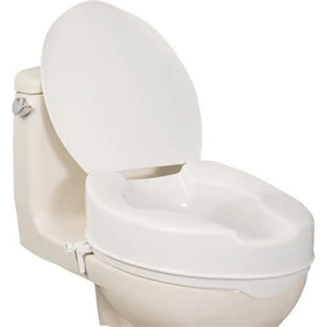 siège toilette surélevé siège toilette surélevé avec couvercle 4 39 39 médi sélect