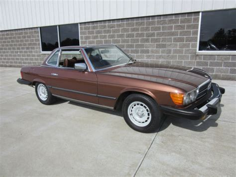 This 230ge is powered by the reliable m102 engine. 1979 Mercedes Benz 450SL One Owner and Fully Documented in Exceptional Condition for sale ...