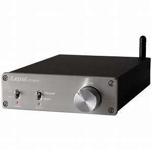 Lepai Lp7498e 200w Class D Stereo Amplifier With Bluetooth