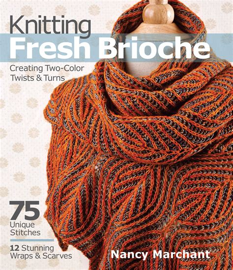 two color brioche stitch errata for knitting fresh brioche brioche stitch