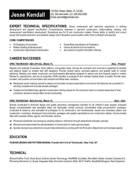 free sle resume cable technician