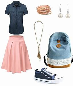5 Cute Back to School Outfits | Aria Photo Blog