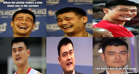 Jao Ming Meme - christian memes monday dust off the bible