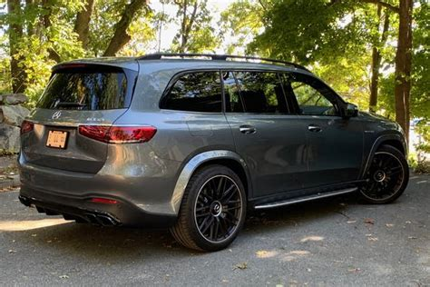 There are few things this suv doesn't do well. 2021 Mercedes-Benz GLS-Class - Pictures - CarGurus