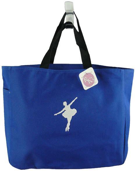 ballerina silhouette bag essential tote dance company