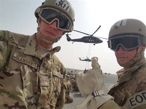 airmen  history  air assault school graduation