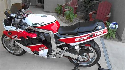 1990 Suzuki Gsxr 750 by 1990 Suzuki Gsxr 750 For Sale In Chandler Az